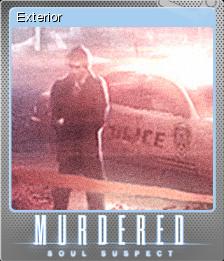 Murdered Soul Suspect Foil 5