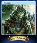 Mystic Saga Card 1
