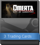 Omerta - City of Gangsters Booster Pack