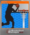 Pro Basketball Manager 2016 Foil 4
