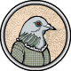 Rusty Lake Hotel Badge 5