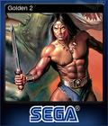 SEGA Mega Drive and Genesis Classics Card 4