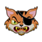 Saints Row The Third Emoticon angrytiger