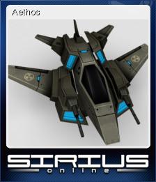Sirius Online Card 1