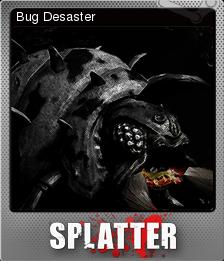 Splatter - Blood Red Edition Foil 6