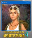 The Treasures of Montezuma 4 Foil 1