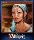 Villagers Card 7