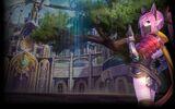 Aura Kingdom Background Tsubaki - Mochizuk