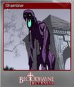 BloodRayne Betrayal Foil 13