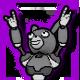 Boo Bunny Plague Badge 4