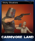 Carnivore Land Card 4