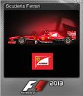 F1 2013 Foil 02