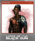 Lords of the Black Sun Foil 3