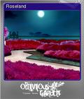 Oblivious Garden Carmina Burana Foil 5