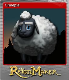 ReignMaker Foil 4