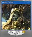 Sniper Elite 3 Foil 3