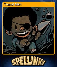 Spelunky Card 4