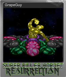 Super Killer Hornet Resurrection Foil 03