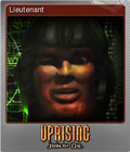 Uprising Join or Die Foil 2