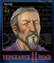 Vengeance Road Card 2
