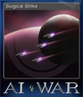 AI War Fleet Command Card 3