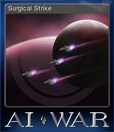 AI War Fleet Command Card 3