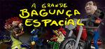A grande bagunça espacial - The big space mess Logo
