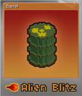 Alien Blitz Foil 2