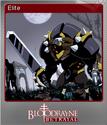 BloodRayne Betrayal Foil 11