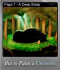 But to Paint a Universe Foil 10