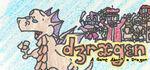 DRAGON A Game About a Dragon Logo