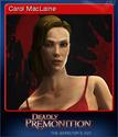 Deadly Premonition Directors Cut Card 7