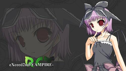 EXceed 2nd - Vampire REX Artwork 2