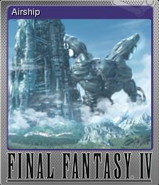 FINAL FANTASY IV Foil 4
