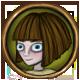 Fran Bow Badge 1