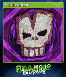 Full Mojo Rampage Card 1