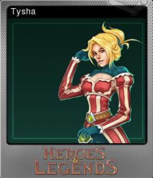 Heroes & Legends Conquerors of Kolhar Foil 7