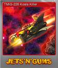 Jets'n'Guns Gold Foil 3
