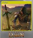 Legends of Dawn Foil 3