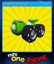 MiniOne Racing Card 2