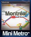 Mini Metro Card 3