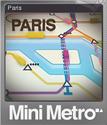 Mini Metro Foil 5