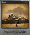 Mount & Blade Foil 8