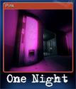 One Night Card 2