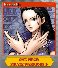 One Piece Pirate Warriors 3 Foil 9