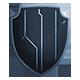 Retrovirus Badge 1