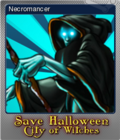 Save Halloween City of Witches Foil 05