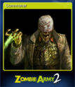 Sniper Elite Nazi Zombie Army 2 Card 9