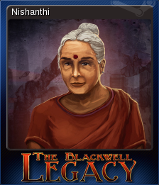 The Blackwell Legacy Card 5