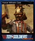 Toy Soldiers Complete Card 11